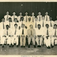 4. Prefects Board, 1958